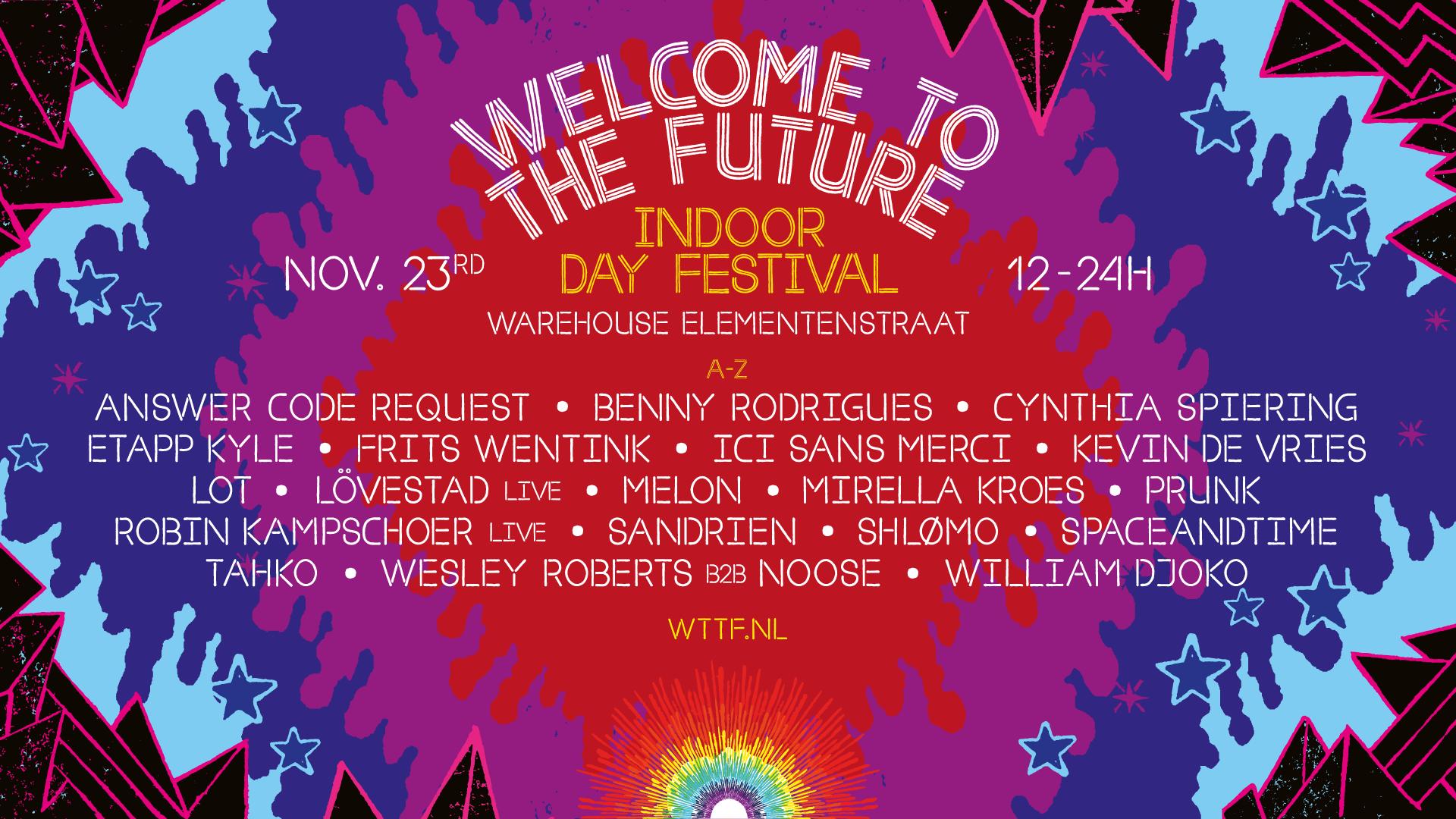 Indoor festival 2019